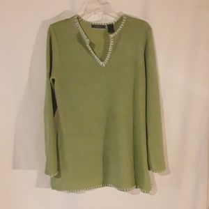 Liz Claiborne knitted top